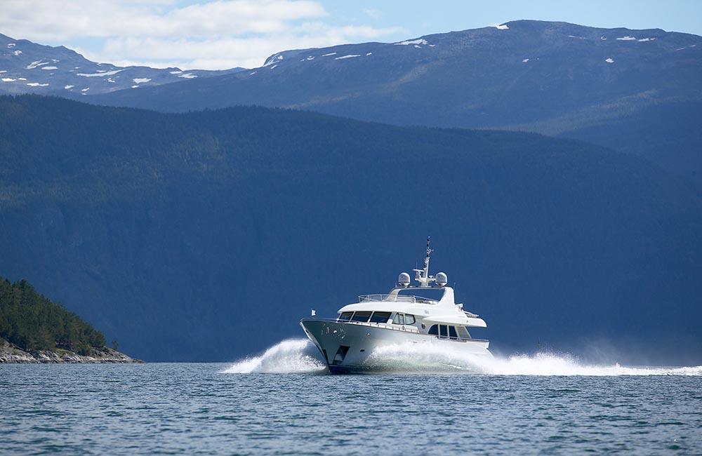 Moonen ShipyardsSognefjord, Norway 2007