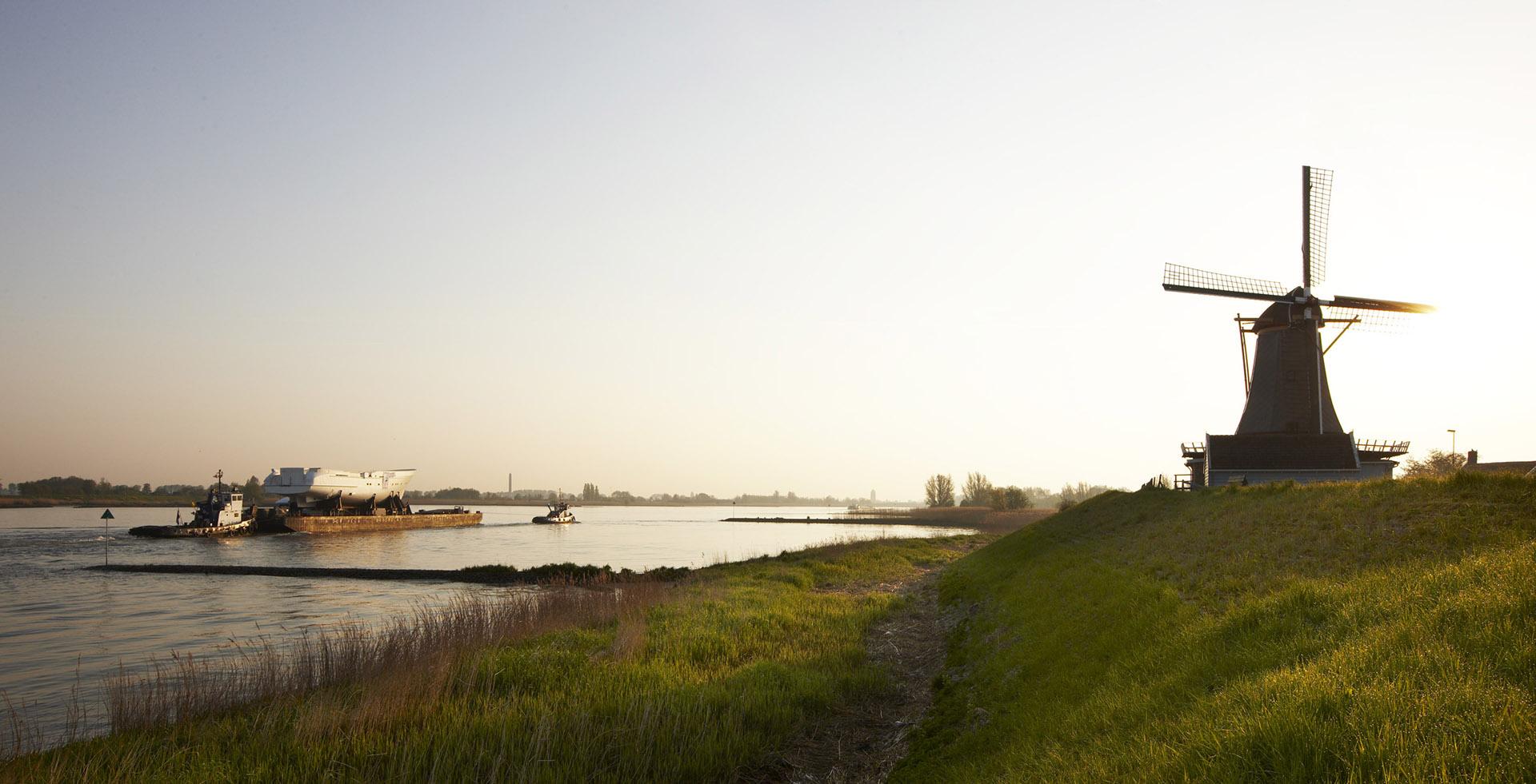 Moonen Shipyards YN-189