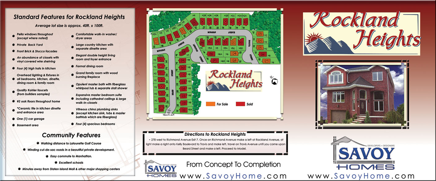 Click to download the full Rockland Heights brochure
