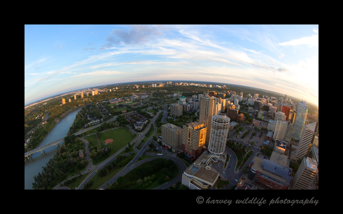 City_Of_Edmonton_before_Sunset