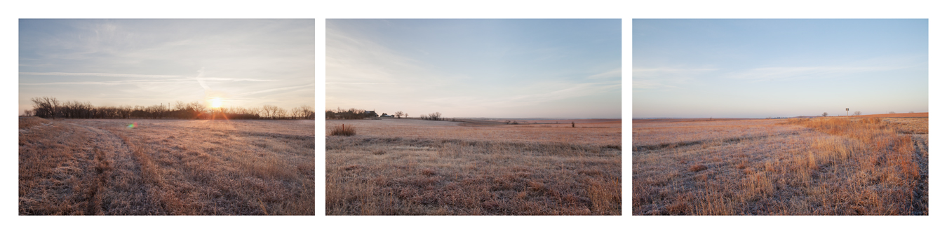'Chase Countyand theBluestem Pasture Region'Kansas State Historical MarkerHWY 50, 2 miles east of Strong City, KansasDecember 27, 2010, 8:03 – 8:07 am
