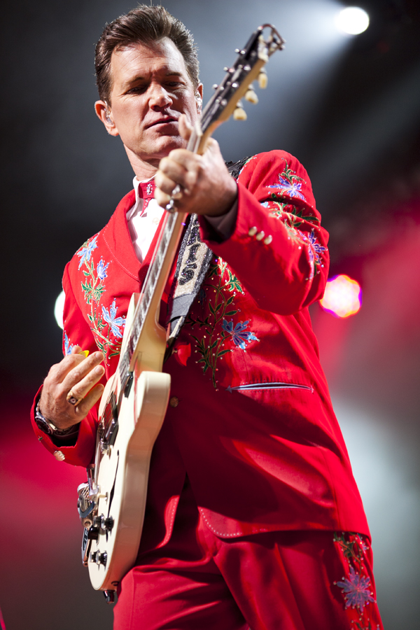 Chris Isaak - Calgary Folk Music Festival 2012