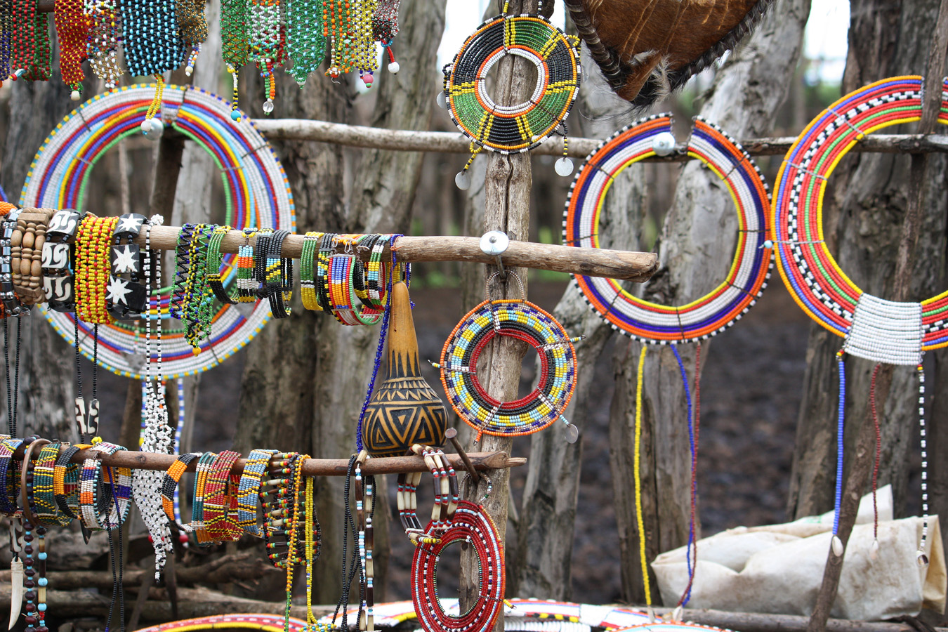 Village crafts, Ndutu