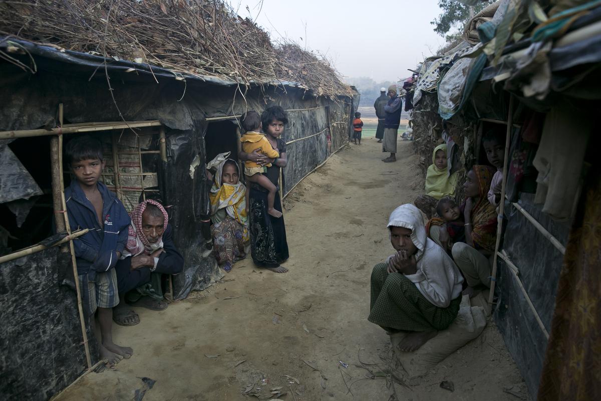 Kutupalong camp