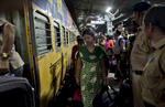 Trafficking survivors are repatriated home to Kolkata, India