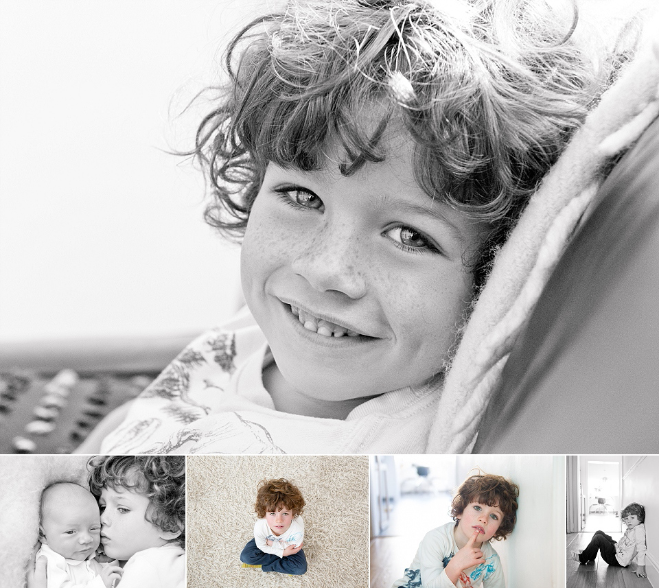 Baby photography at your home in Richmond, London. Taken by award winning Newborn photographer  Nemi Miller.
