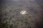 A dam in Upper Nile State of South Sudan.