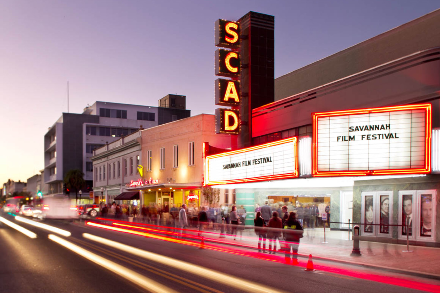 SCAD Movie Festival at Trustee Theater