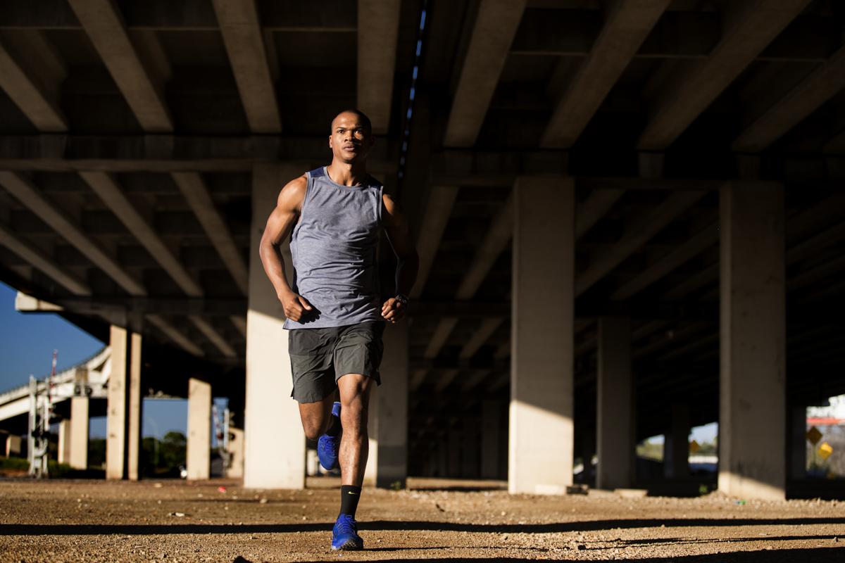 Fitness Photography by professional photographer Dennis Burnett