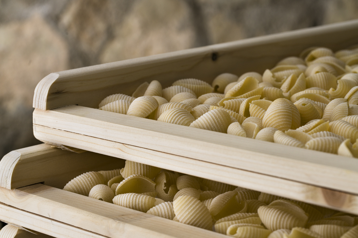 La Dolda Artisanal Pasta captured by professional food photographer Dennis Burnett.