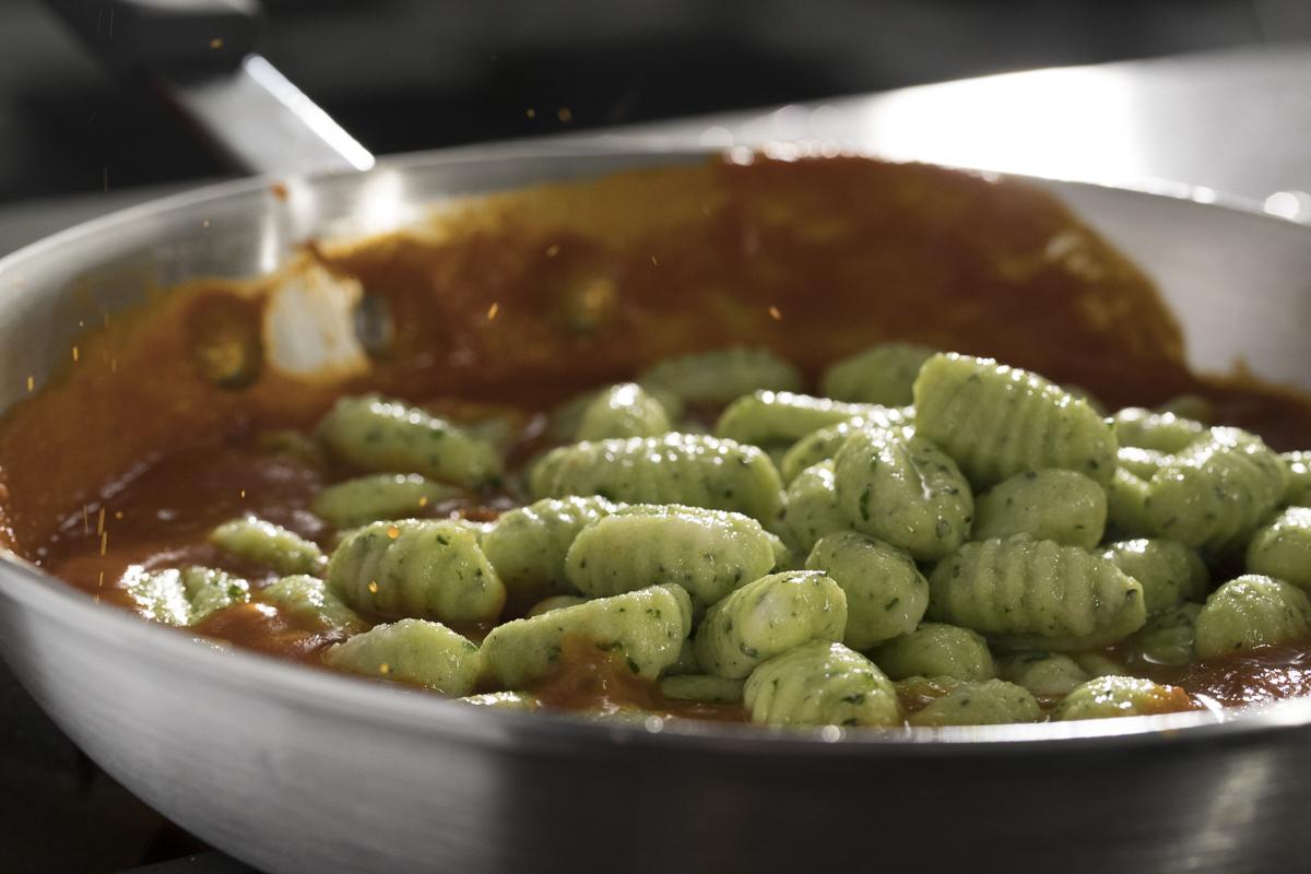 La Dolda Artisanal Pasta by Dennis Burnett Photography