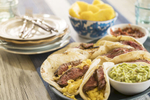 Taco Food Photography Austin, TX: Dennis Burnett Photography