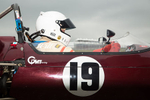 Portrait captured  of race drivers  while on assignment  for Vintage Race at Circut of America's track located in Austin Tx