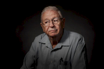 Austin, TX based photographer Dennis Burnett captures portraits of WWII veterans.