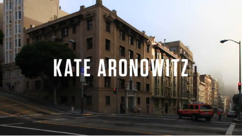 Kate Aronowitz is the a lead designer for Facebook and was responible for the timeline. We createed a video showcasing her decision to attend scad and how the college has benifeted her in the career she has chosen.