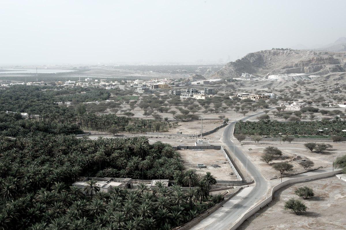Ras al-Khaimah, U.A.E.