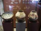 Pre-Columbian Paquime pots from Casas Grandes near  Mata Ortiz, Mexico.