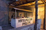 Leonel Quezada and Yesenia Sandoval are the owners and chefs at Hambugesas Paquime.
