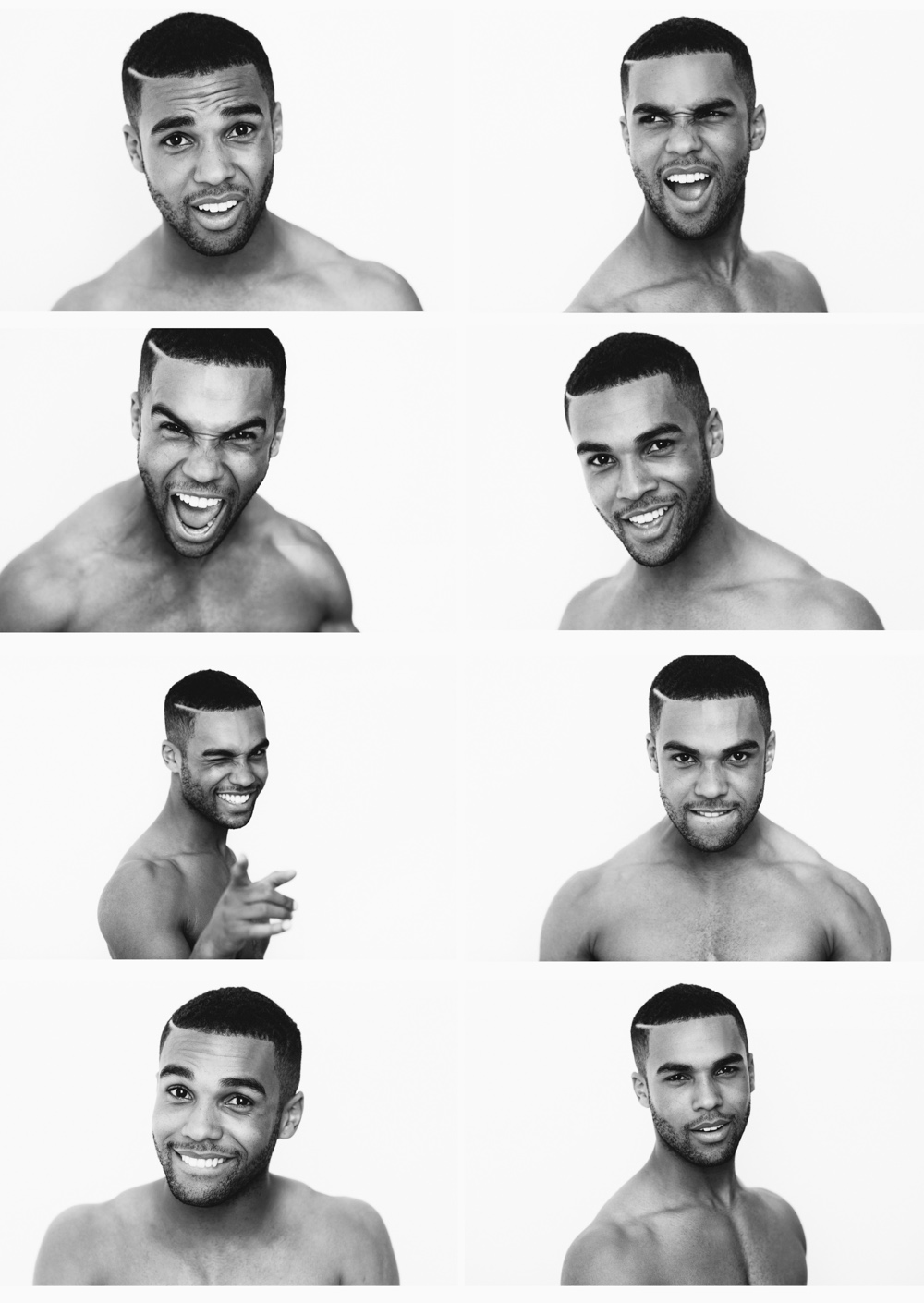 Lucien Laviscount - Actor - CBB