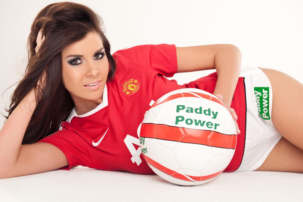 Imogen Thomas - Paddy Power Campaign