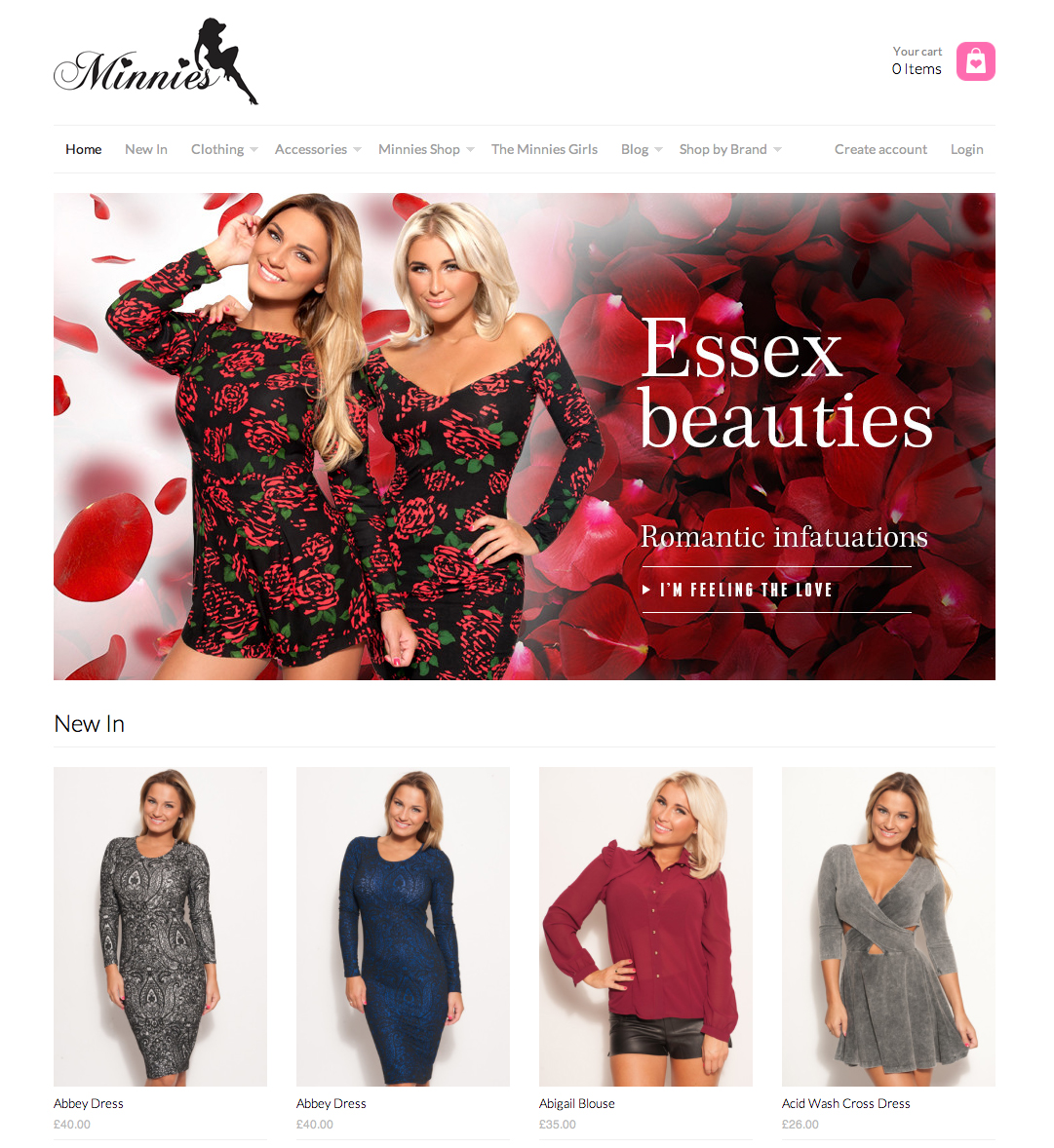Minnie's Boutique