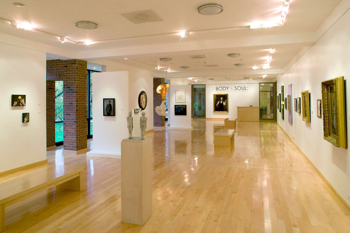 The OSilas Art Gallery