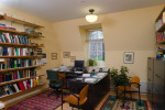 Renovated faculty office