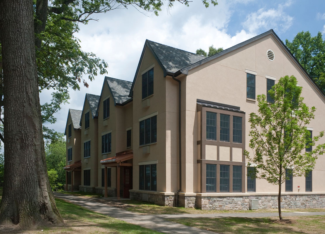 New faculty housing
