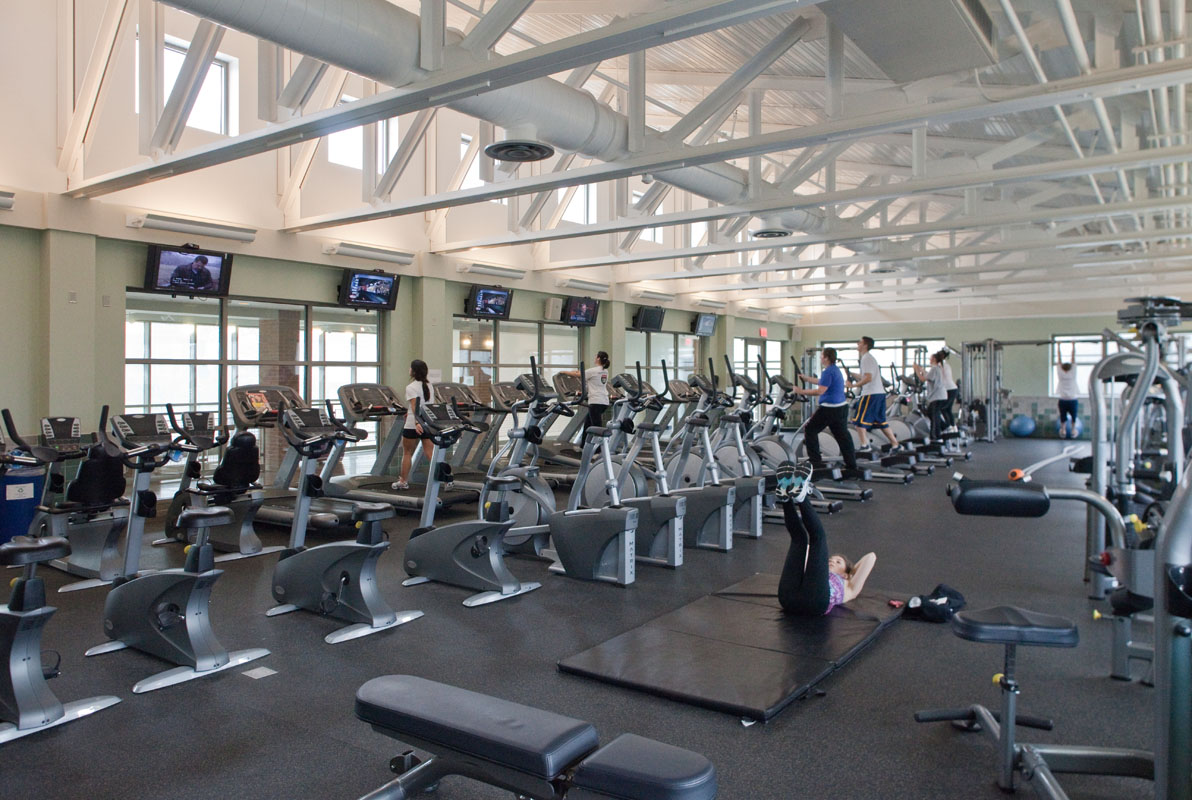 Fitness center manhattanville college colleges for West out of best project