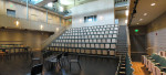 Centennial Hall black box theatre