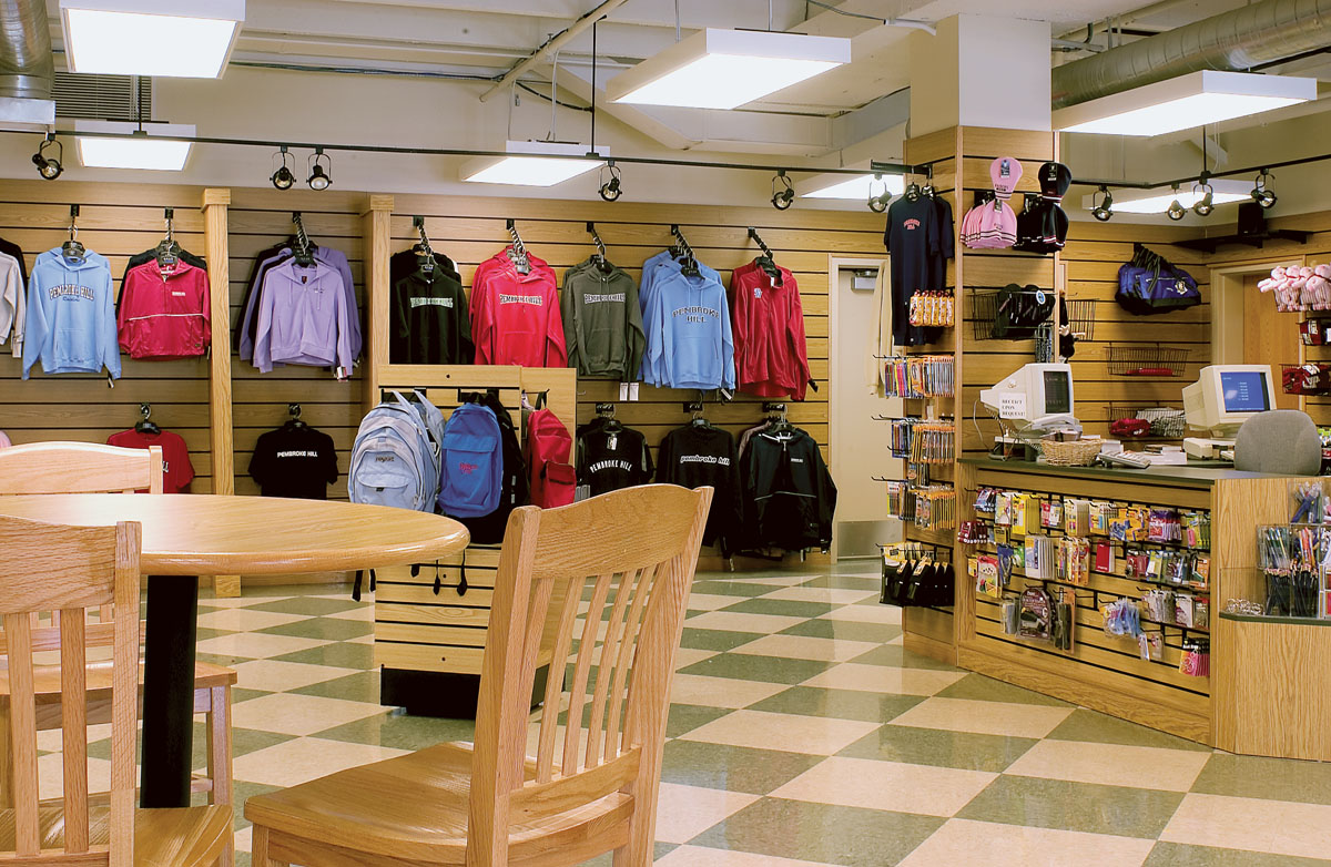 The new school store