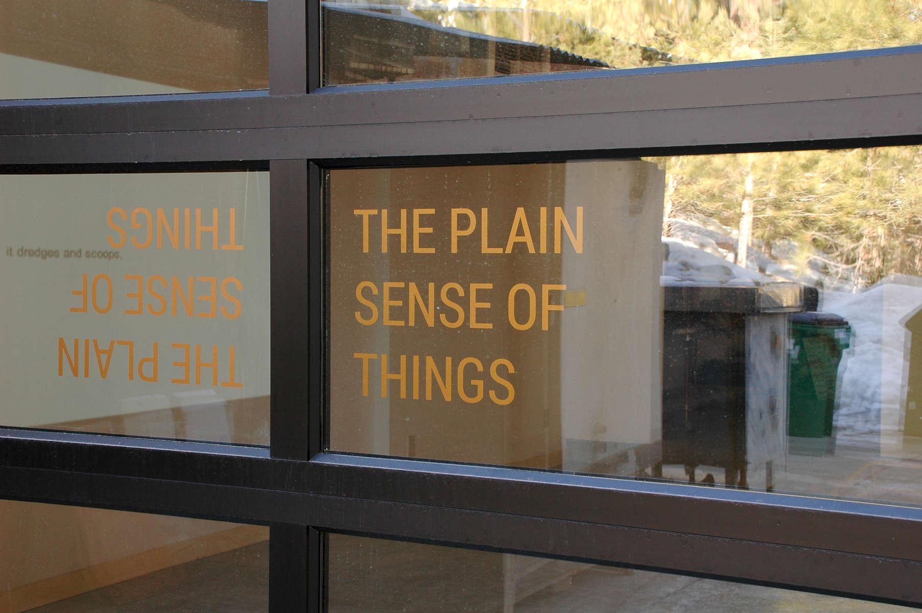 Garage Door Gallery, Sierra Nevada College