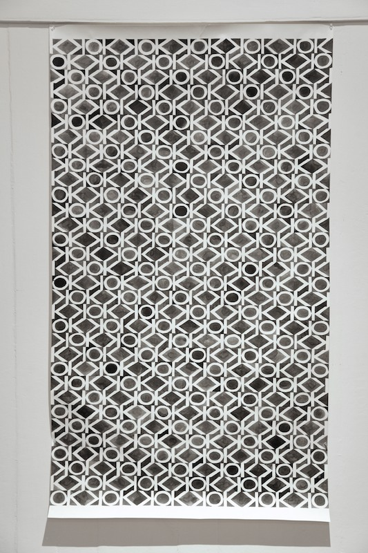 ink on paper42 x 84 in2012