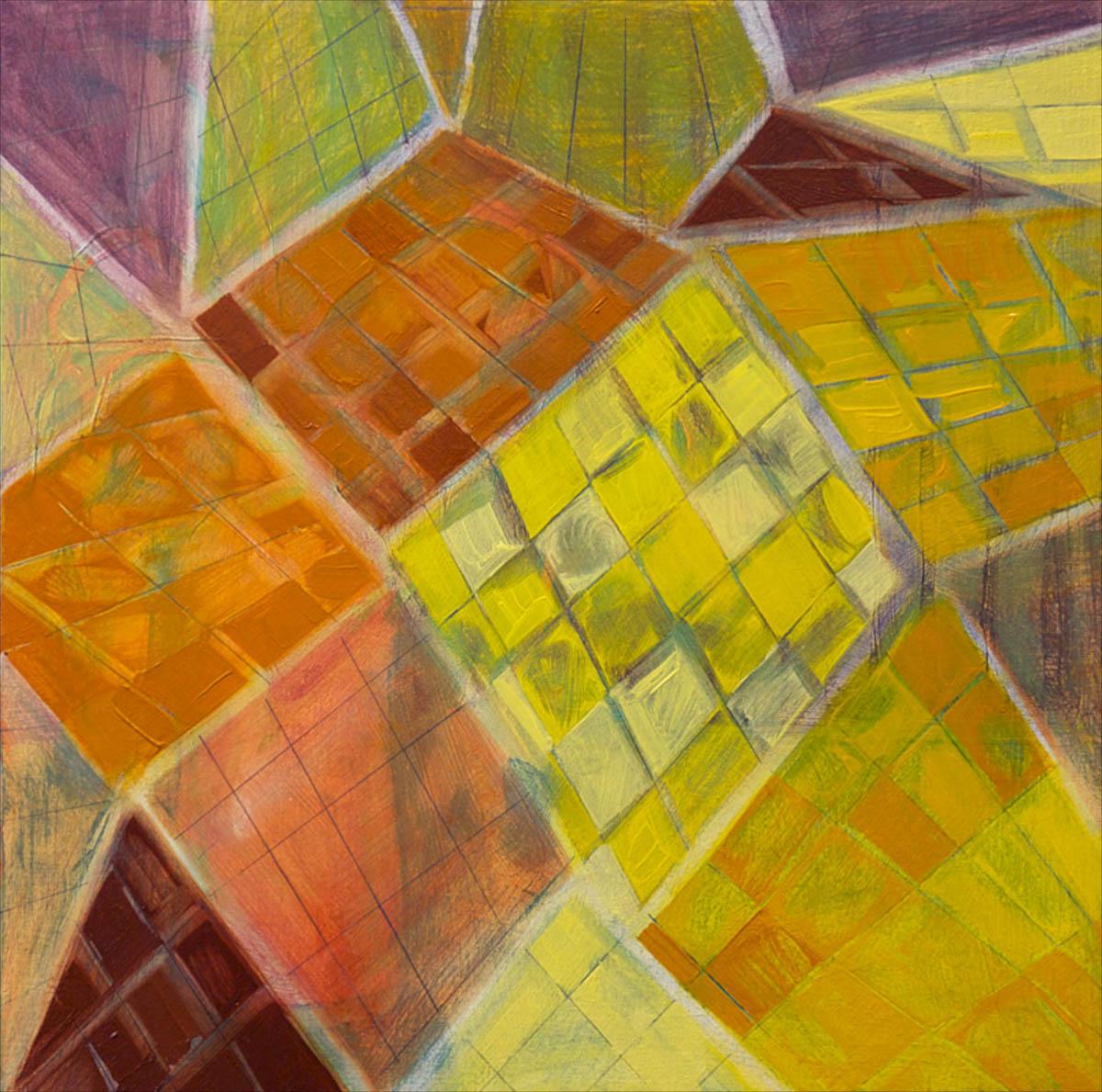 oil on board9 3/4 x 9 3/4in., 2010