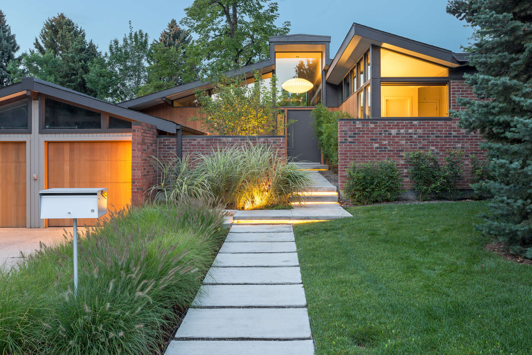 109 mid century modern residential projects projects r for Mid century modern homes denver