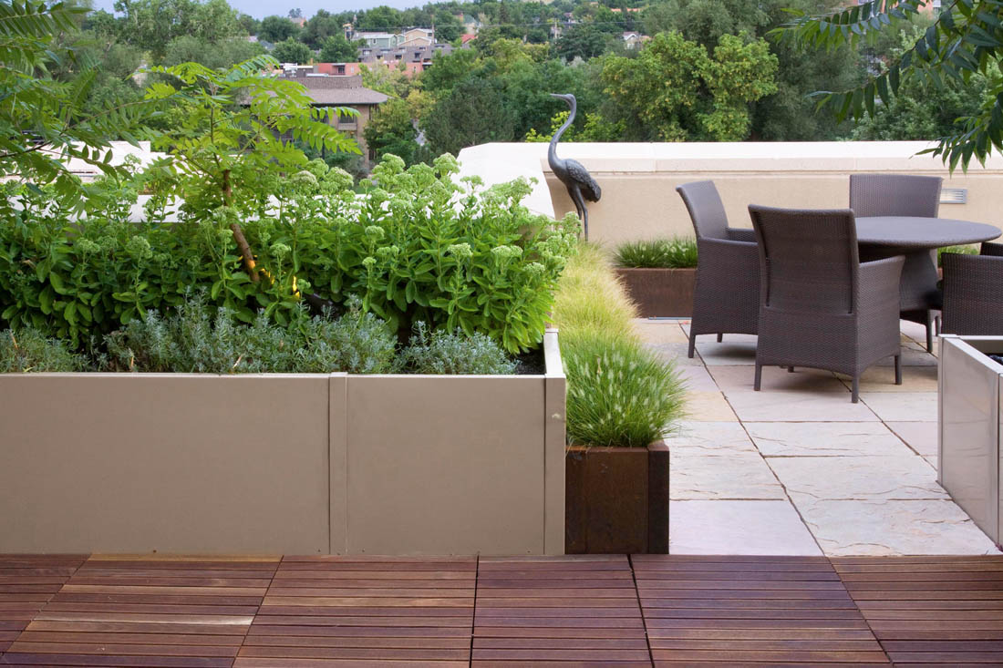 PROJECTS: RESIDENTIAL PROJECTS: Rooftop Garden: pepp4. pepp4