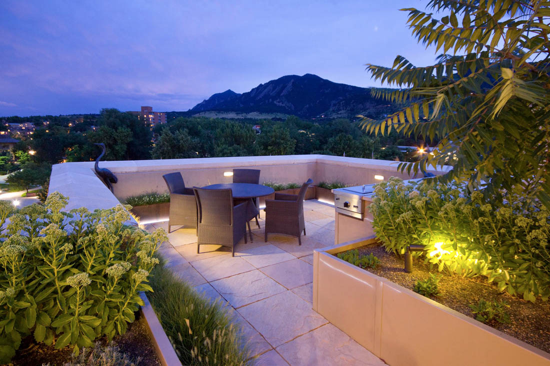 Residential Rooftop Gardens pepp6: rooftop garden: residential projects: projects: r design