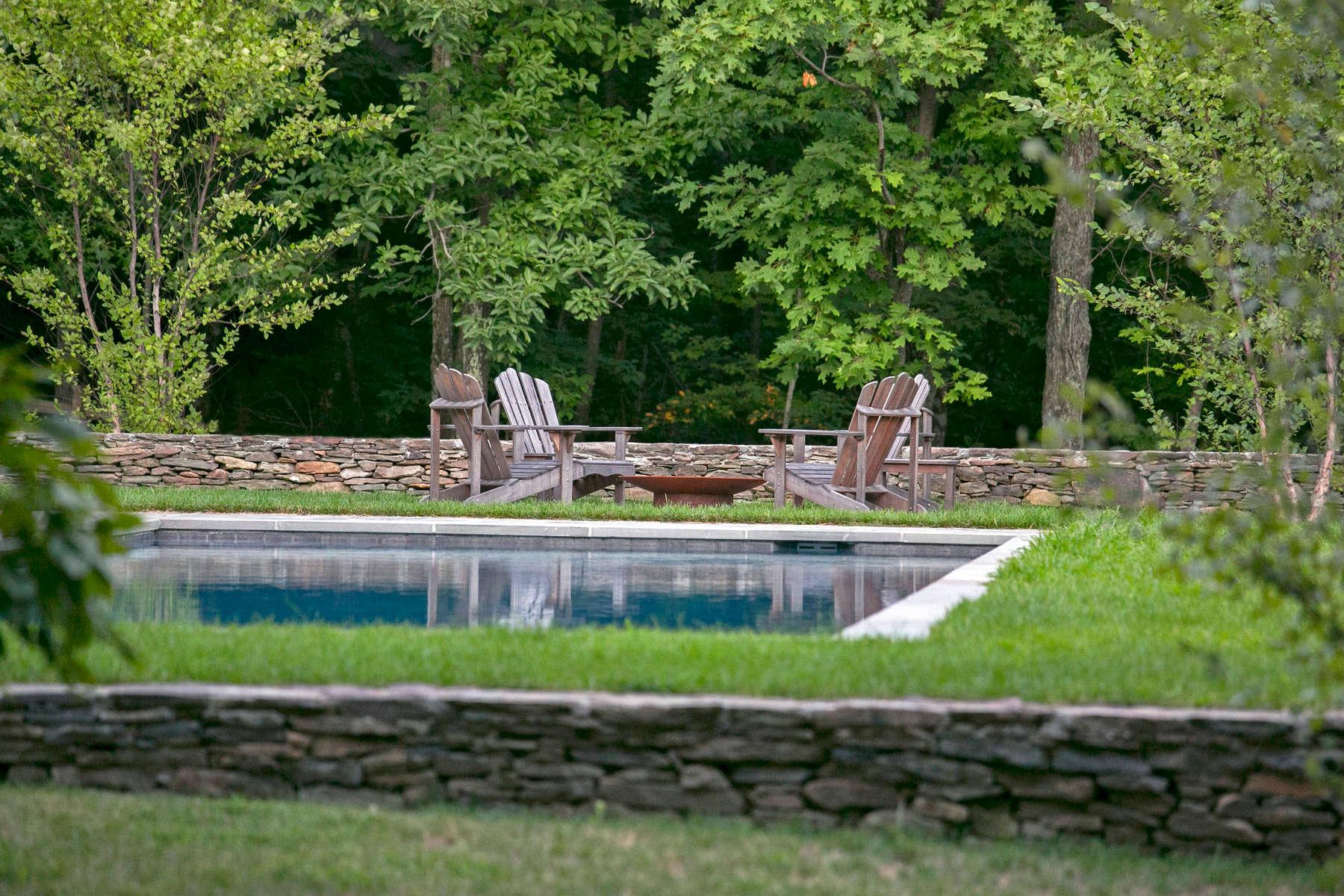 pool-trees