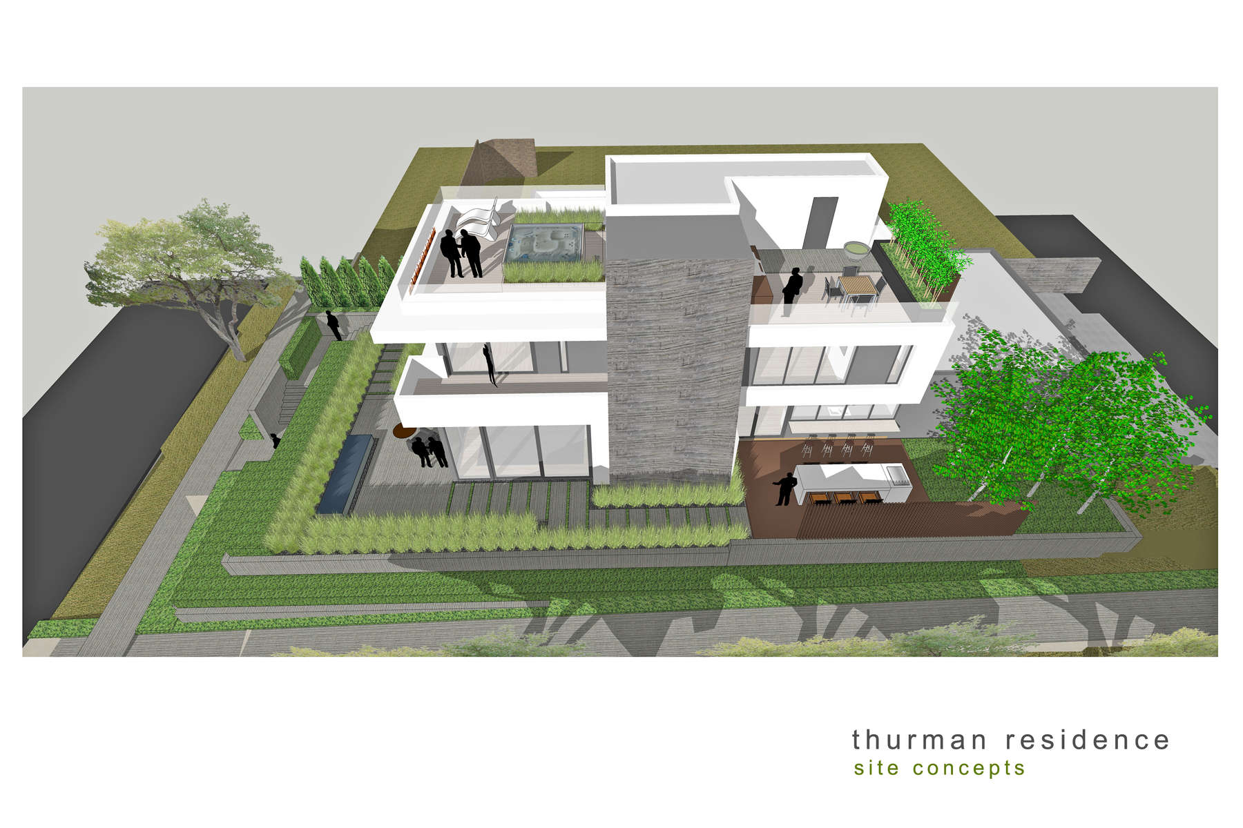 Thurman Residence