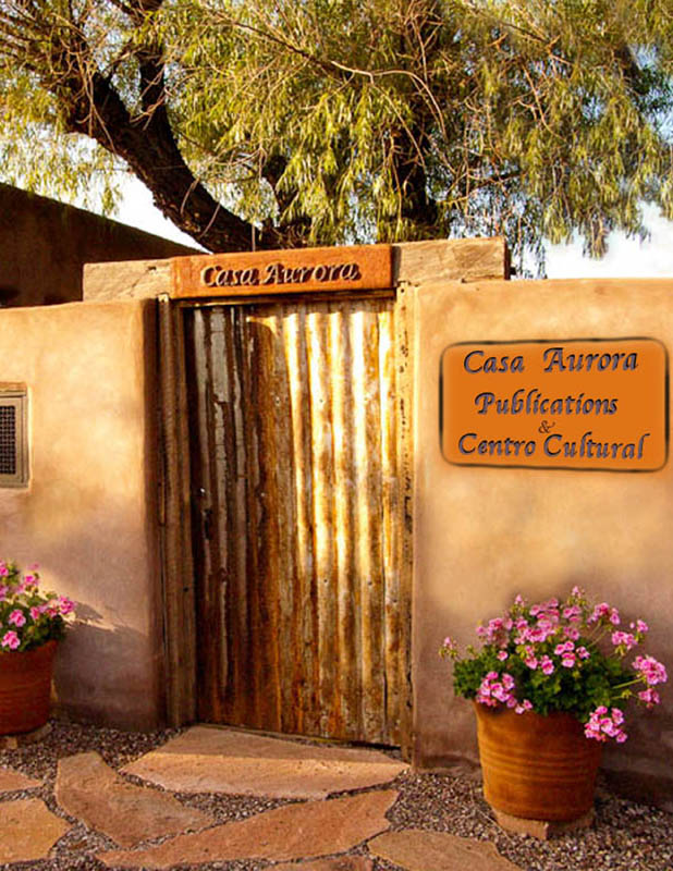 CASA AURORA & CENTRO CULTURAL sponsors cultural events in the village of Juan Mata Ortiz, Chihuahua, Mexico, during the months of September and October.  Join our mailing list for updates. info@casaaurorapublications.com