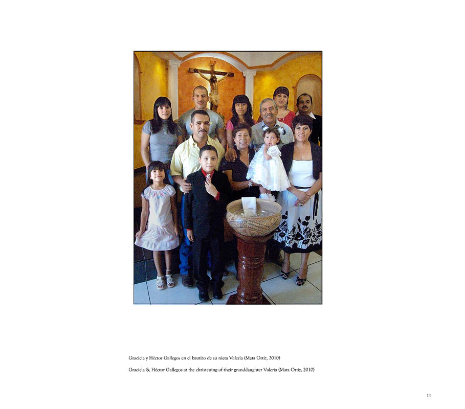 {quote}This publication is the story of potters Graciela and Héctor Gallegos, and it is the first volume of a series of oral histories about families in Mata Ortiz.{quote}