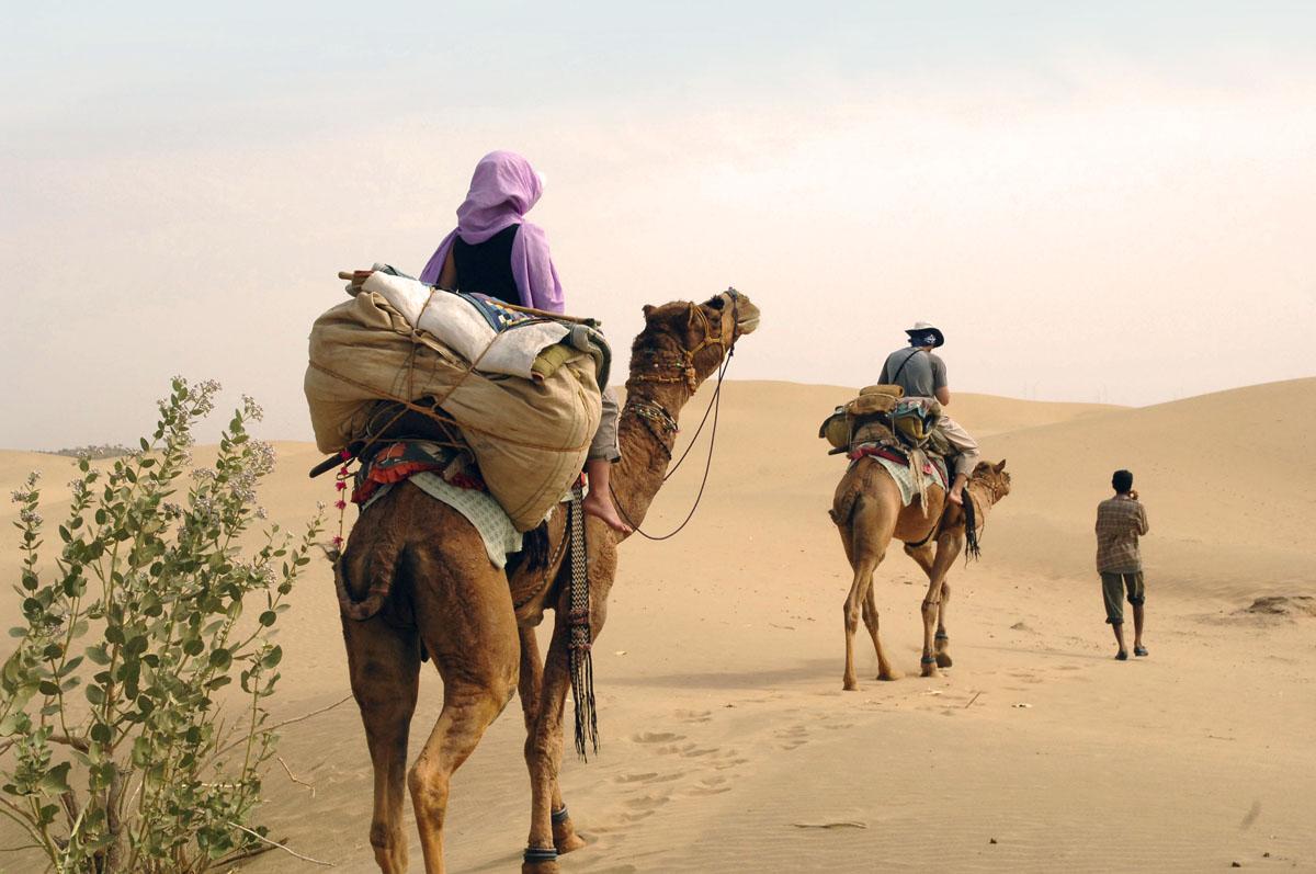 thar desert people - HD1200×797