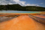 Grand Prismatic Spring, Yellowstone, NP