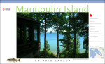 New Digital Wall Decor: One of a series of Croooz® Manitoulin Island posters designed by George Delany and made available as contemporary wall decor.