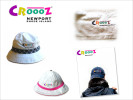 A representative sampling of branded products in the works for Croooz®.