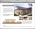Architecture: Early-stage website for a Bristol, RI based architectural and planning firm, Urban Design Group.