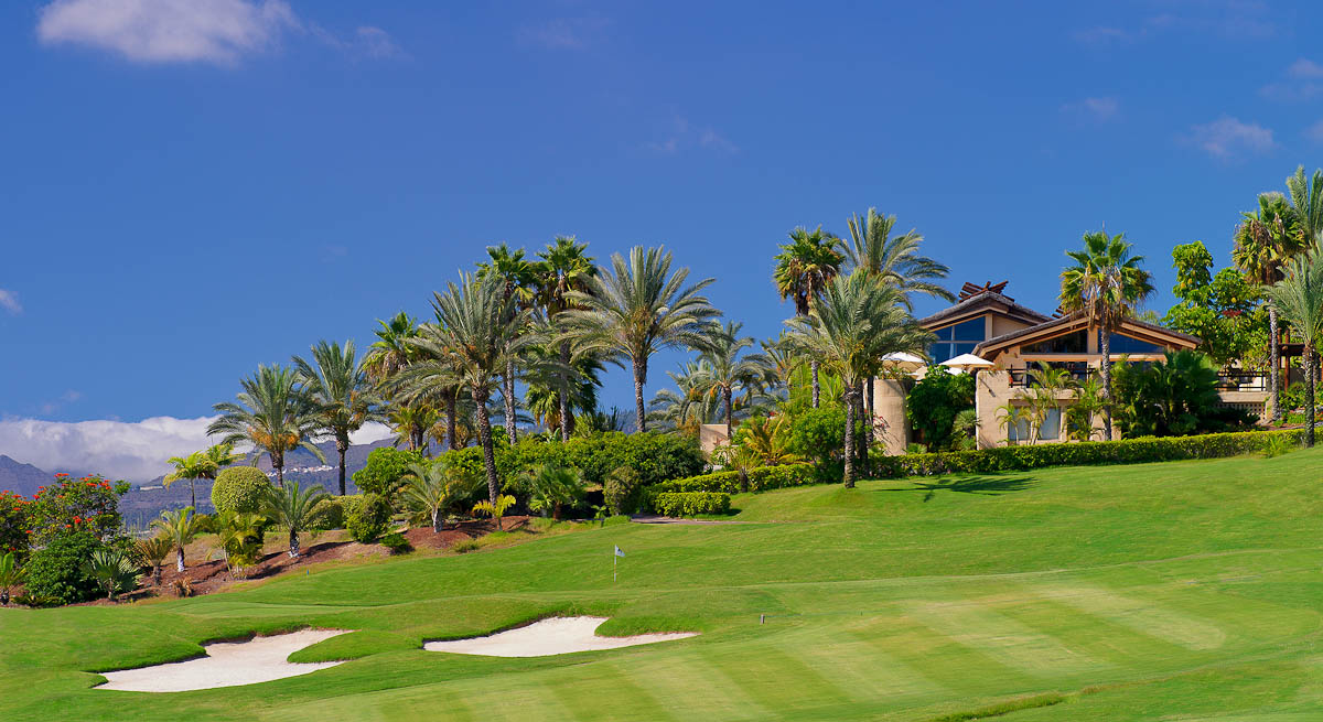 Abama Golf & Spa Resort, Canary Islands