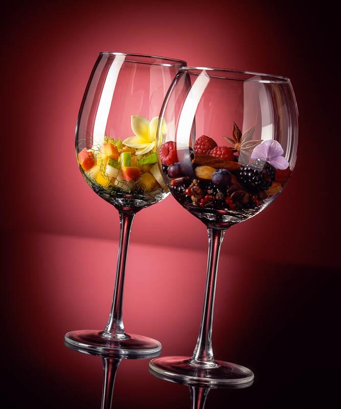 Maridajes canarios, armonía entre platos y vinos
