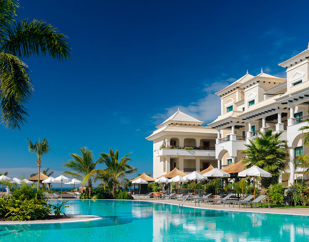 Gran Meliá Palacio de Isora, Canary Islands