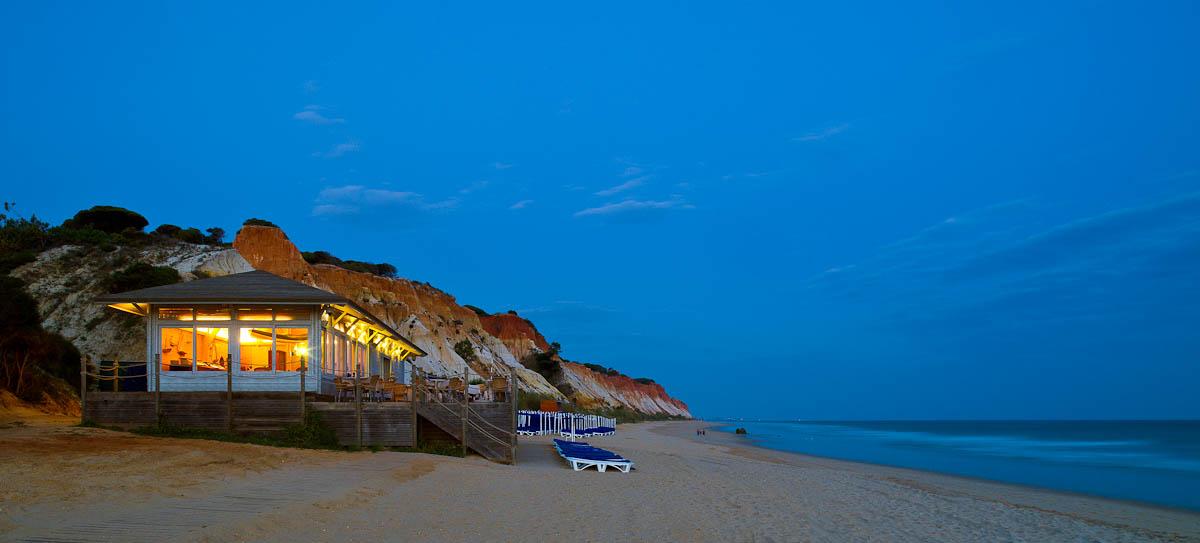 Beach Club at Sheraton Algarve, Portugal